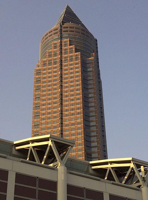 Skyline - Messeturm
